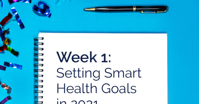 Setting Smart Health Goals in 2021