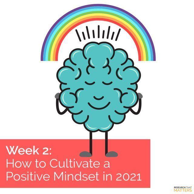 Positive Mindset To Achieve
